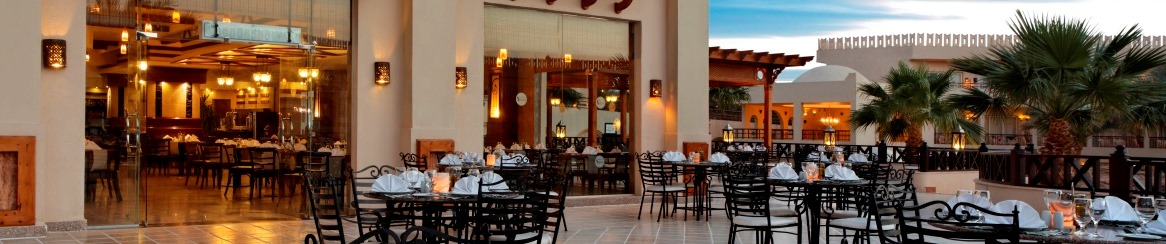 Royal Albatros Moderna Sharm Restaurants and Bars